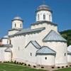 Manastir Mileševa – freska Beli anđeo