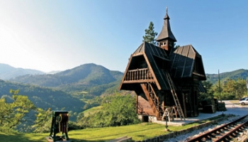 Mokra Gora – Drvengrad i Šarganska osmica