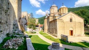 Manastir Manasija – zadužbina despota Stefana Lazarevića
