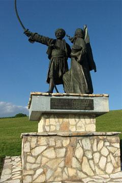spomenik milošu obrenoviću