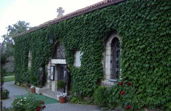 crkva ružica kalemegdan