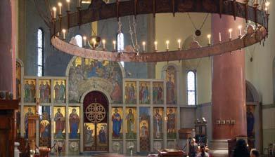 crkva svetog marka beograd