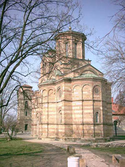 crkva lazarica kruševac