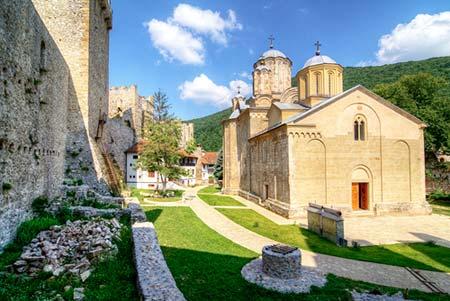 manastir resava
