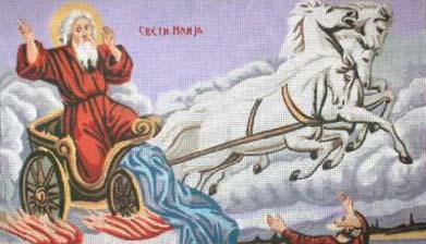 Sveti Ilija gromovnik