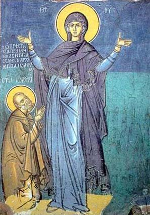 sopoćani freske